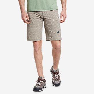Men's Guide Pro Shorts - Print in Beige