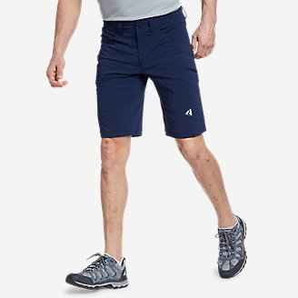 Men's Guide Pro Shorts - Print in Blue