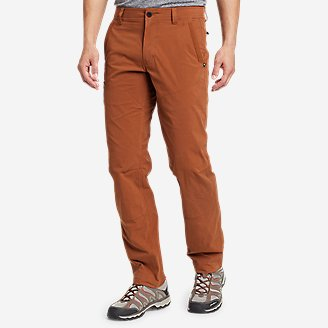 Men's Guides' Day Off Pants in Red