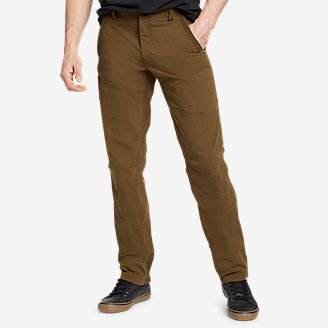 Men's Guides' Day Off Pants in Green