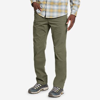 Men's Guides' Day Off 5-Pocket Pants in Green