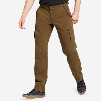 Men's Guides' Day Off Cargo Pants in Green