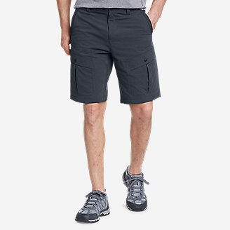 Men's Guides' Day Off Cargo Shorts in Blue