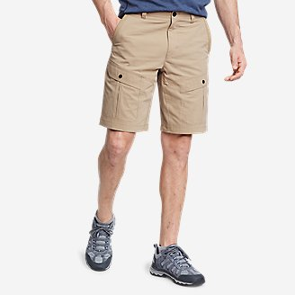 Men's Guides' Day Off Cargo Shorts in Beige