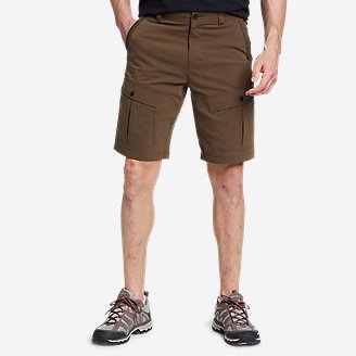Men's Guides' Day Off Cargo Shorts in Green