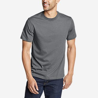 Men's Legend Wash Pro Short-Sleeve T-Shirt - Classic in Gray