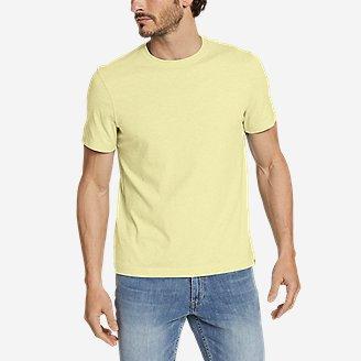 Men's Legend Wash Pro Short-Sleeve T-Shirt - Slim in Yellow
