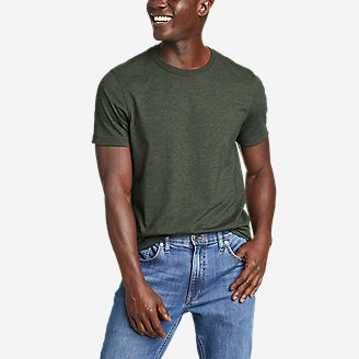 Men's Legend Wash Pro Short-Sleeve T-Shirt - Slim in Green