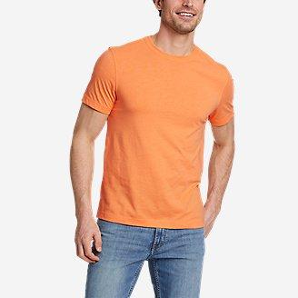Men's Legend Wash Pro Short-Sleeve T-Shirt - Slim in Orange