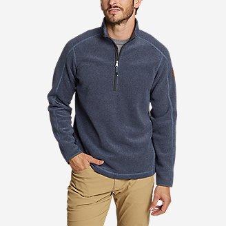 Men's Mountain Fleece 1/2-Zip in Blue