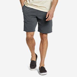 Men's Camp Fleece Riverwash Shorts in Blue
