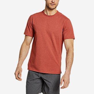 Men's Adventurer Short-Sleeve T-Shirt in Orange