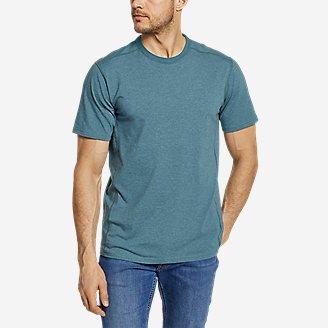 Men's Adventurer Short-Sleeve T-Shirt in Blue