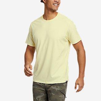 Men's Adventurer Short-Sleeve T-Shirt in Yellow
