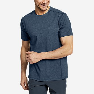 Men's Adventurer Short-Sleeve T-Shirt in Blue