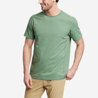 Men's Adventurer Short-Sleeve T-Shirt in Green