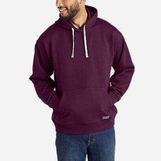 Eddie Bauer Signature Pullover Hoodie in Purple