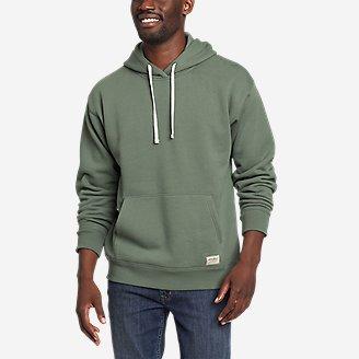 Eddie Bauer Signature Pullover Hoodie in Green