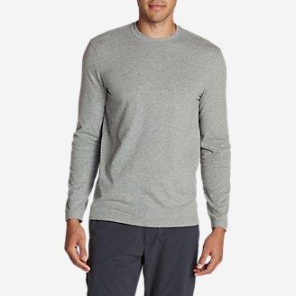 Graphic T-Shirt - Fish Scene in Gray