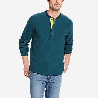Men's Mountain Long-Sleeve Henley 2.0 in Green