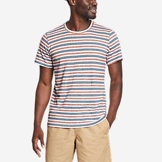 Men's Jungmaven X Eddie Bauer Jung T-Shirt - Stripe in Multi