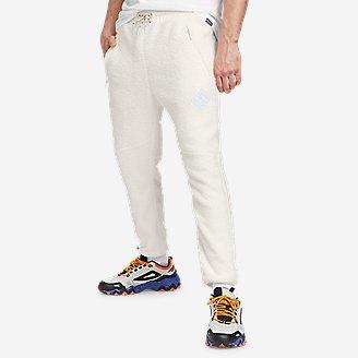 Eddie Bauer x Baja East Sherpa Pants in White