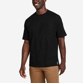 Men's Mountain Ops Short-Sleeve T-Shirt in Black
