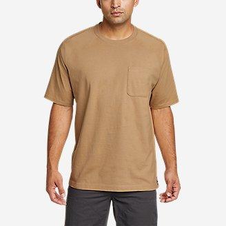 Men's Mountain Ops Short-Sleeve T-Shirt in Beige
