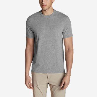 Men's Lookout Short-Sleeve T-Shirt in Gray