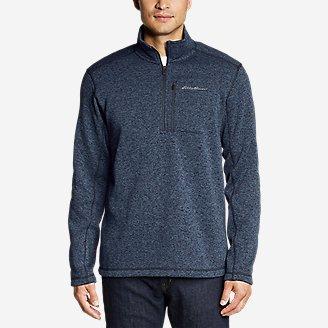Men's Radiator Fleece 1/2-Zip in Blue