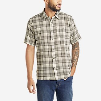Men's Breezeway Short-Sleeve Shirt in White