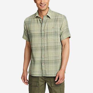 Men's Breezeway Short-Sleeve Shirt in Green