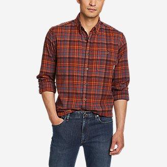 Men's Breezeway Shirt in Brown