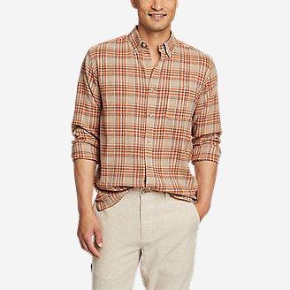 Men's Breezeway Shirt in Orange