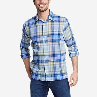Men's Breezeway Shirt in Blue