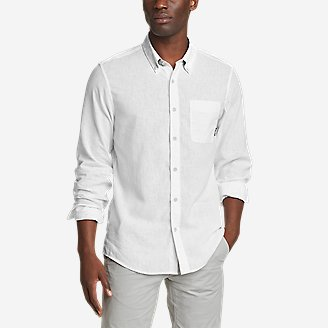 Men's Larrabee Long-Sleeve Shirt 2.0 in White