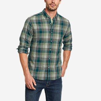 Men's Tidelands Shirt in Green