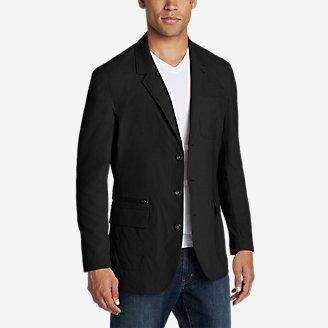 Men's Voyager 2.0 Travel Blazer in Black