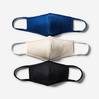 Reusable Face Mask - 3-Pack in Multi