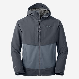 Men's Cloud Cap Mountain Ops Jacket in Blue