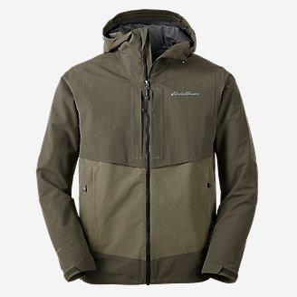 Men's Cloud Cap Mountain Ops Jacket in Green