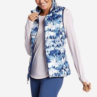 Women's CirrusLite Down Vest in Blue