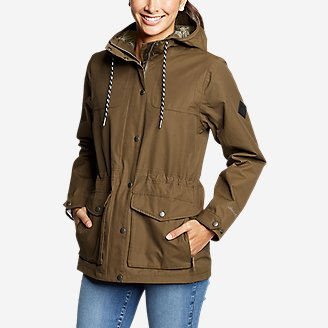 Women's Charly Jacket in Green