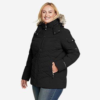 Women's Sun Valley Down Jacket in Black