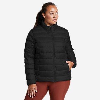 Women's CirrusLite Down Jacket in Black