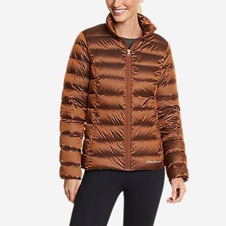 Women's CirrusLite Down Jacket in Orange