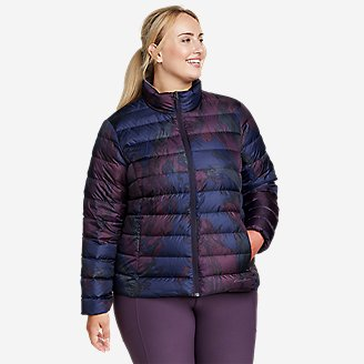 Women's CirrusLite Down Jacket in Purple