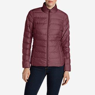 Women's CirrusLite Down Jacket in Red
