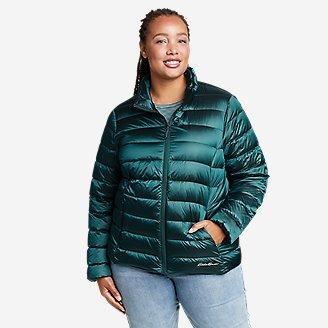 Women's CirrusLite Down Jacket in Green