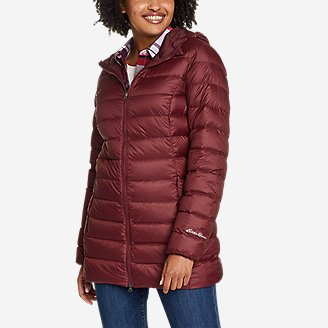 Women's CirrusLite 2.0 Down Parka in Red